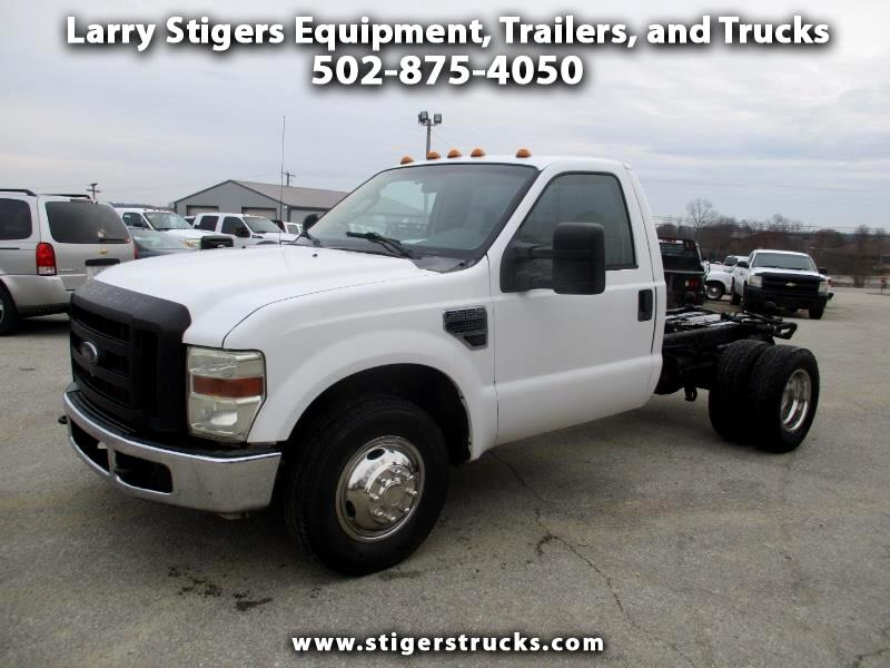 Ford F-350 SD XLT DRW 2WD 2008