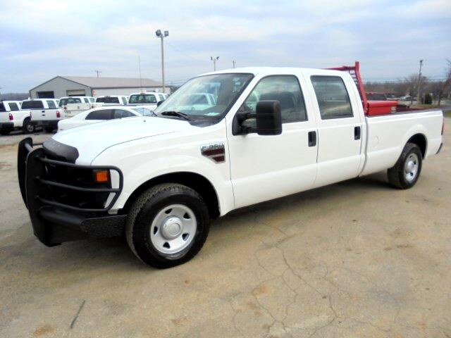 2009 Ford F-350 SD XL Crew Cab Long Bed 2WD DRW