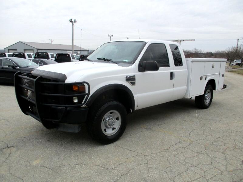 2008 Ford F-350 SD XL SuperCab Long Bed 4WD