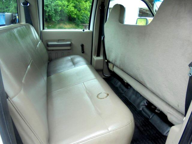 2010 Ford F-250 SD XL Crew Cab Long Bed 4WD