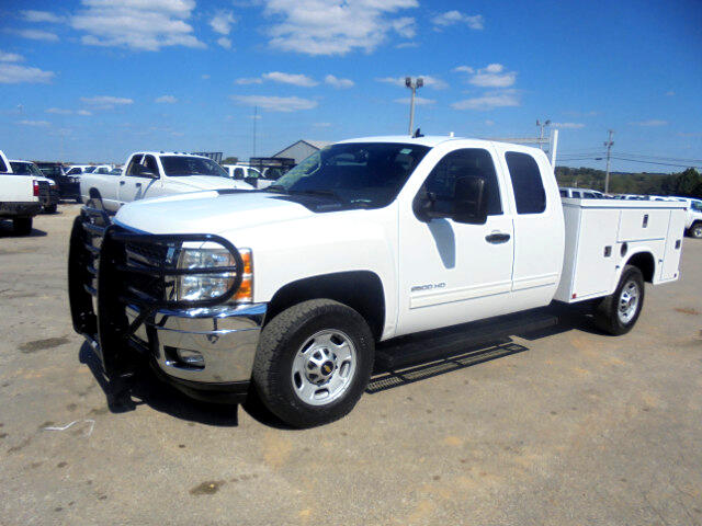 2012 Chevrolet Silverado 2500HD LT Ext. Cab Long Box 2WD