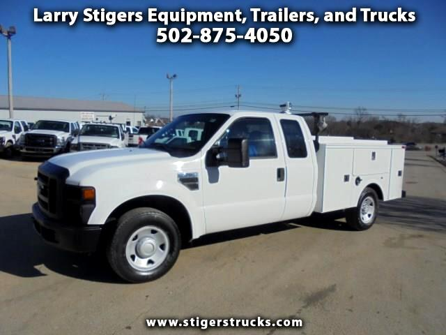 Ford F-250 SD XL SuperCab Long Bed 2WD 2010