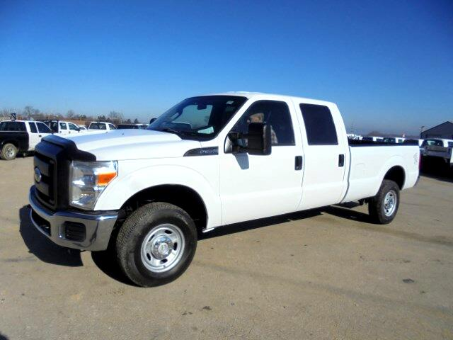 2011 Ford F-350 SD XL Crew Cab Long Bed 4WD