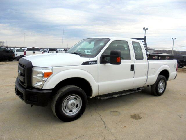 2013 Ford F-250 SD XLT SuperCab Short Bed 4WD