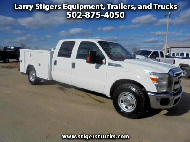 Ford F-250 SD XLT Crew Cab Long Bed 2WD 2011