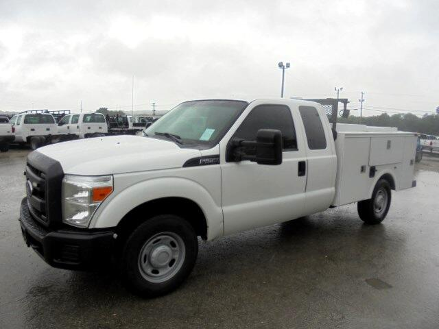 2012 Ford F-250 SD  SuperCab 2WD