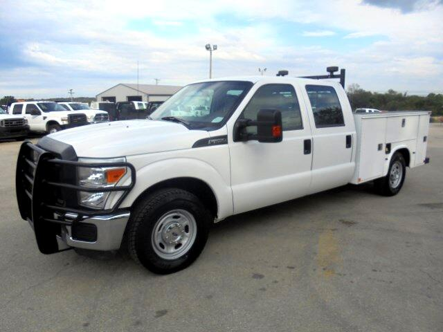 2013 Ford F-250 SD  Crew Cab 2WD
