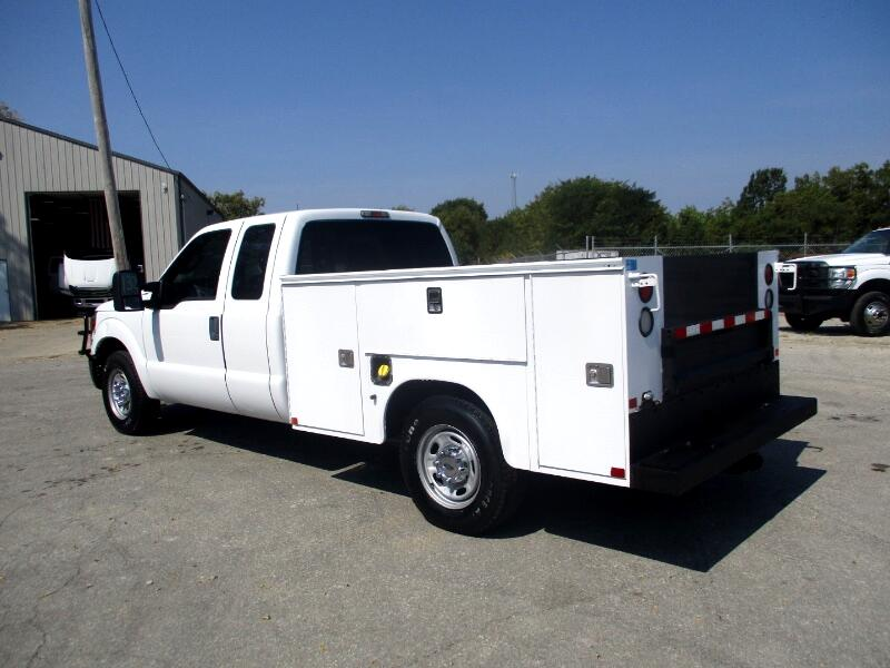 2012 Ford F-250 SD XL SuperCab 2WD