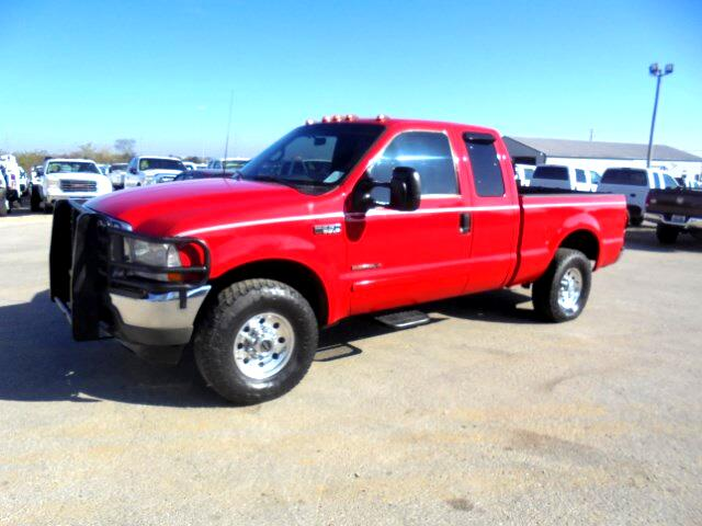 2002 Ford F-250 SD XLT SuperCab Short Bed 4WD