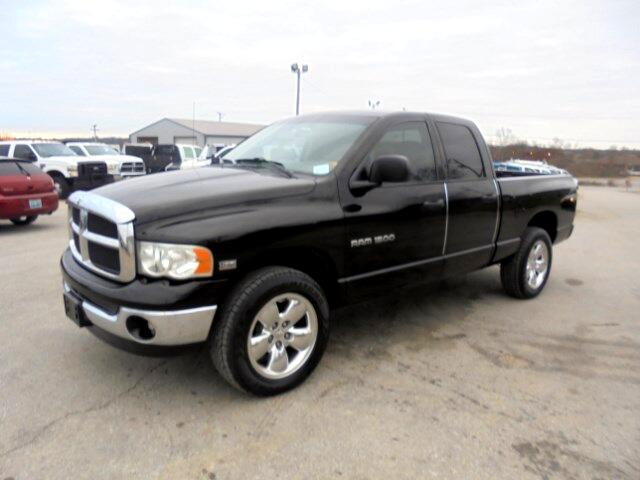 2004 Dodge Ram 1500 SLT Quad Cab Short Bed 4WD