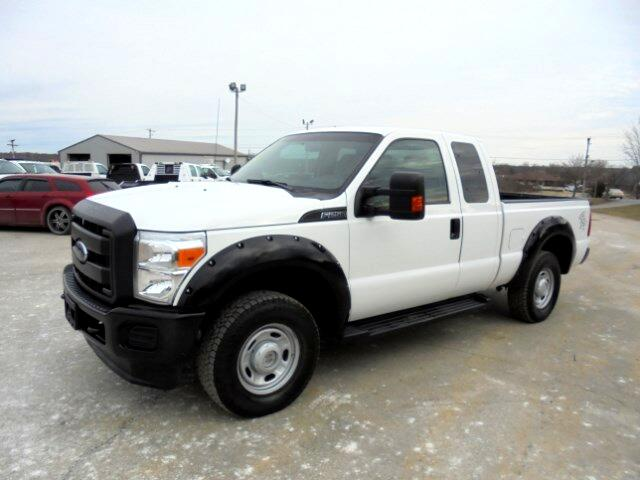 2012 Ford F-250 SD XLT SuperCab Short Bed 4WD