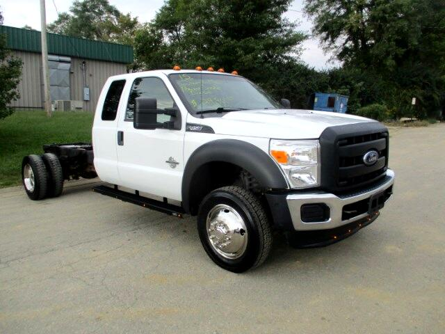 2015 Ford F-450 SD SuperCab DRW 2WD