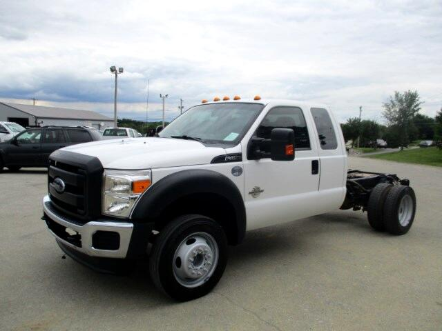 2013 Ford F-450 SD SuperCab DRW 2WD