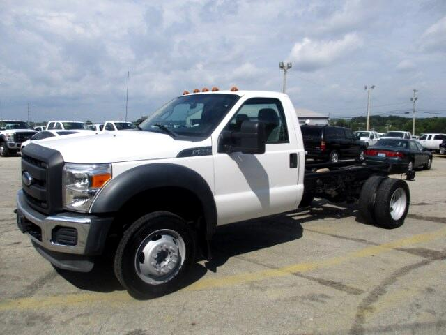 2014 Ford F-550 Regular Cab DRW 2WD