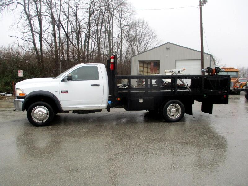 2011 Dodge Ram 5500 Regular Cab 4WD