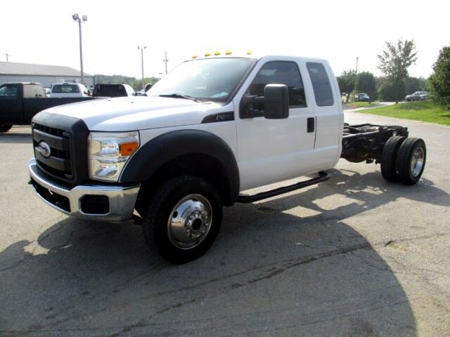 2011 Ford F-450 SD SuperCab DRW 4WD