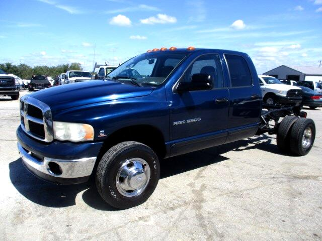 2003 Dodge Ram 3500 SLT Quad Cab Long Bed 4WD DRW