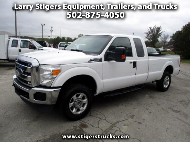 Ford F-250 SD XLT SuperCab Long Bed 4WD 2014