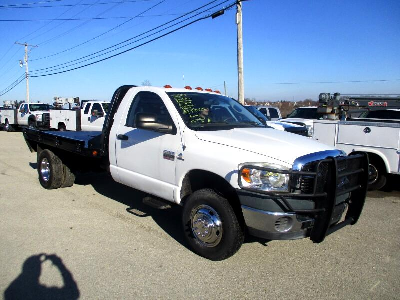 2008 Dodge Ram 3500 Regular Cab 4WD