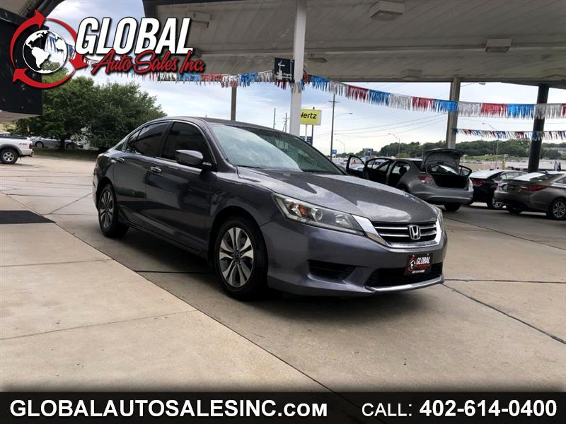 Honda Accord 4dr I4 CVT LX 2015