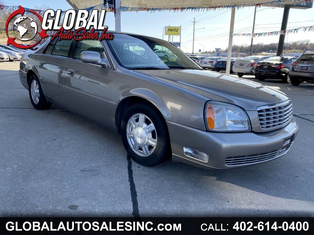 Cadillac DeVille 4dr Sdn 2003