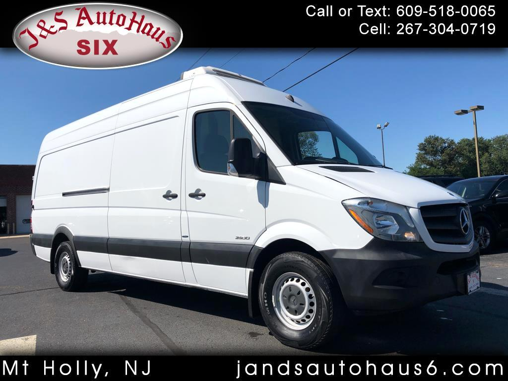 2015 Mercedes-Benz Sprinter 2500 High Roof 170-in. WB