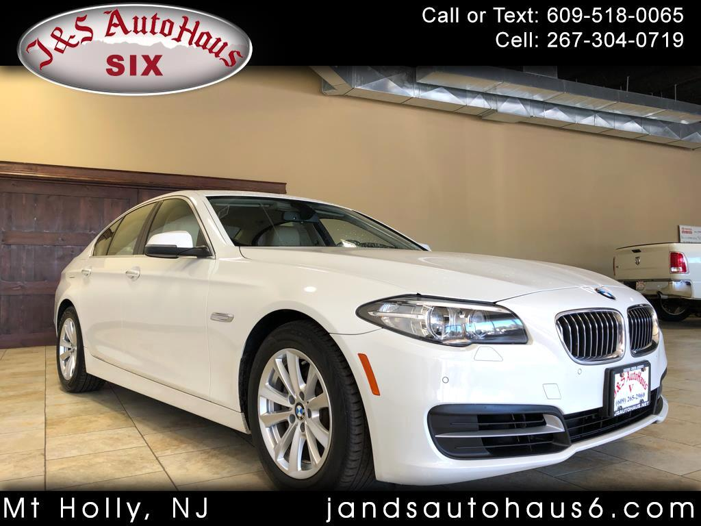 2014 BMW 5 Series 4dr Sdn 528i xDrive AWD