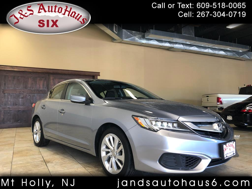 2016 Acura ILX 4dr Sdn w/Technology Plus Pkg
