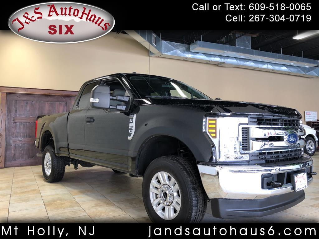 2018 Ford Super Duty F-250 SRW 4WD Crew Cab 156