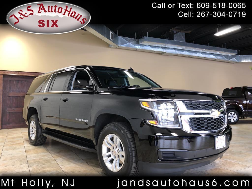 2018 Chevrolet Suburban LT2 1500 4WD