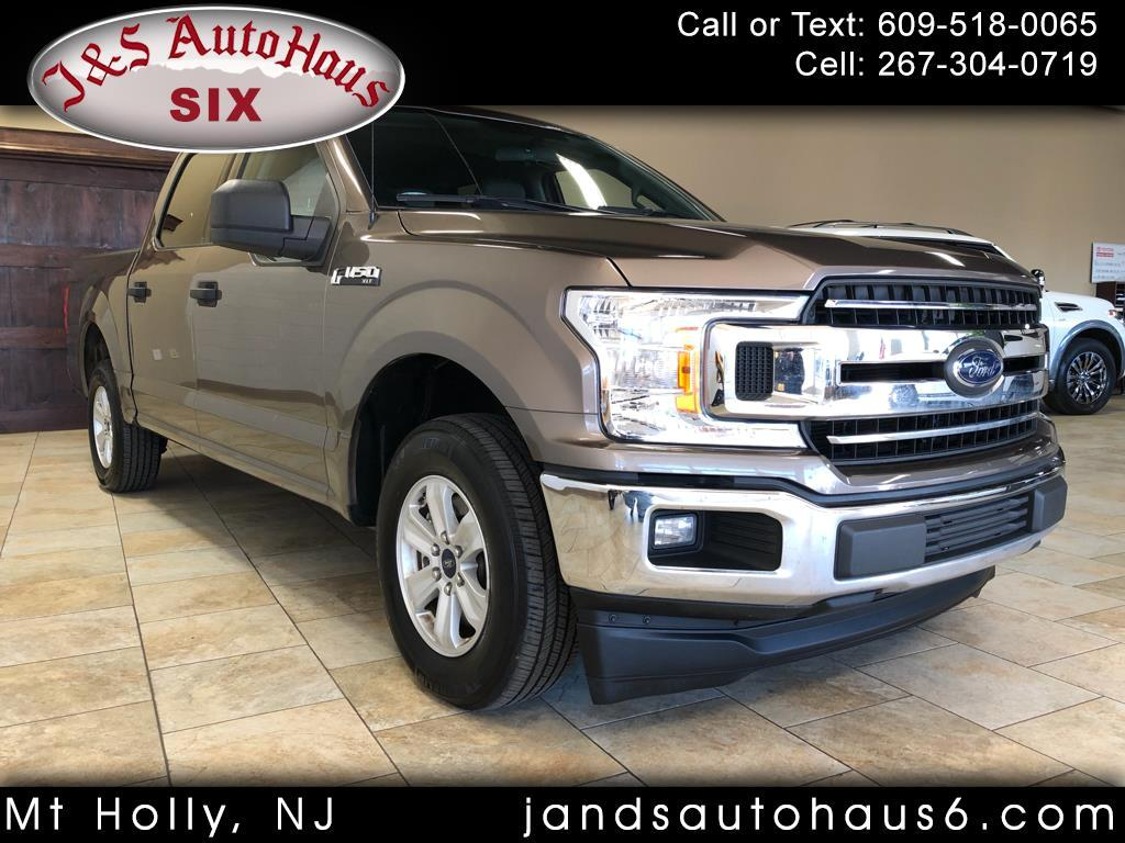 "2018 Ford F-150 2WD SuperCrew 150"" XLT"