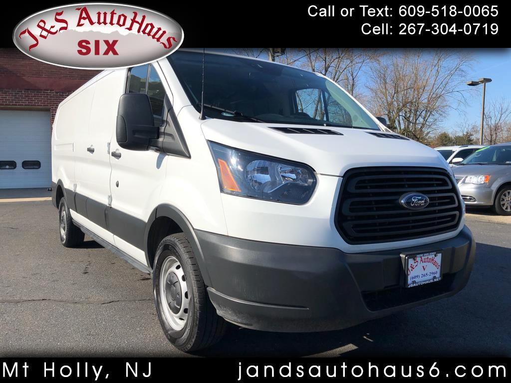 "2018 Ford Transit Van T-150 148"" Low Rf 8600 GVWR Swing-Out RH Dr"
