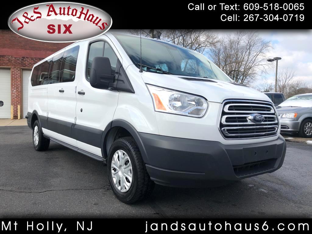 """2018 Ford Transit Passenger Wagon T-350 148"""" Low Roof XLT Swing-Out RH Dr"""