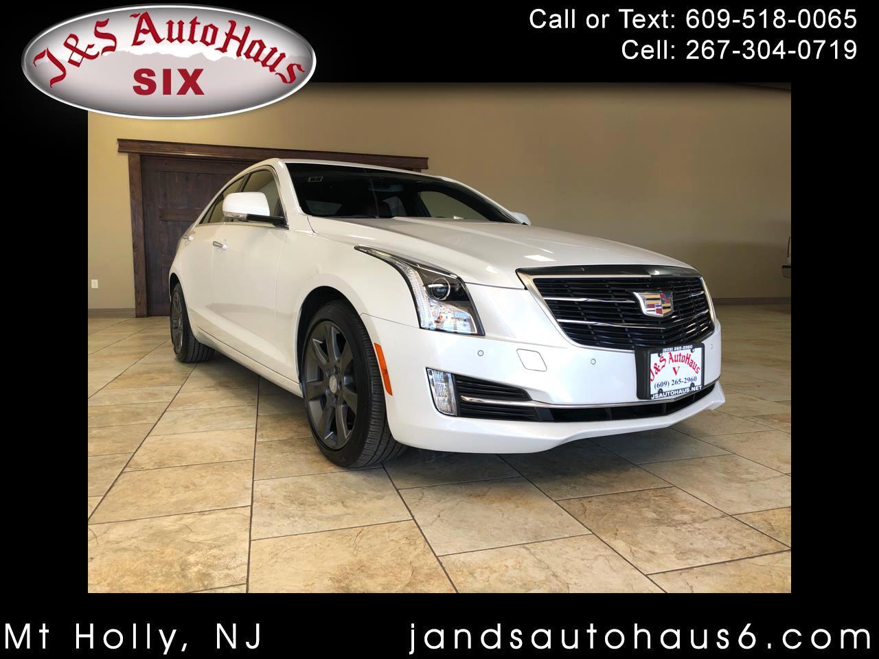 2015 Cadillac ATS Sedan 4dr Sdn 2.0L Performance AWD