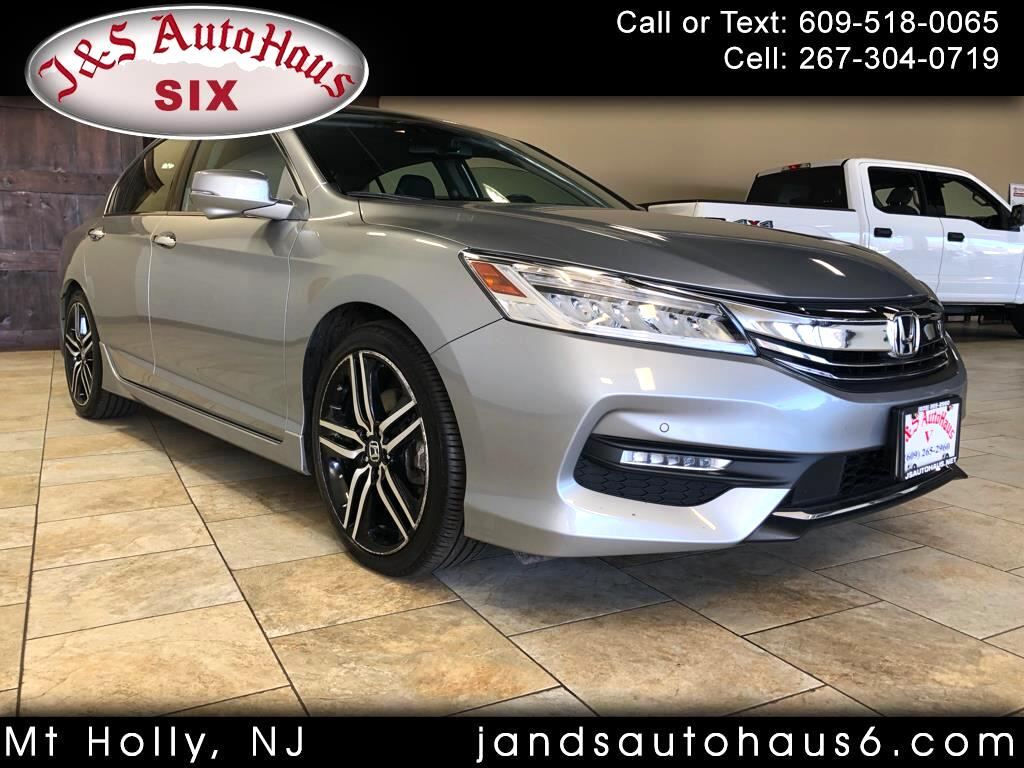 2016 Honda Accord Sedan 4dr V6 Auto Touring
