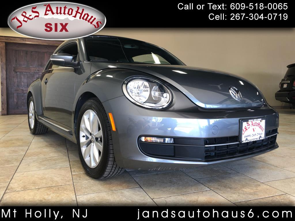 2013 Volkswagen Beetle Coupe 2dr Man 2.0L TDI w/Sun
