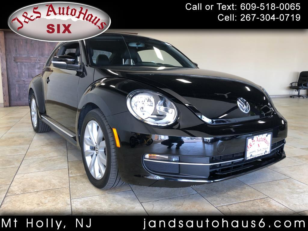 2013 Volkswagen Beetle Coupe 2dr Man 2.0L TDI