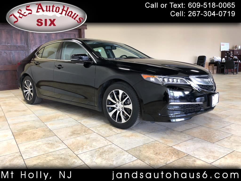2016 Acura TLX 4dr Sdn FWD