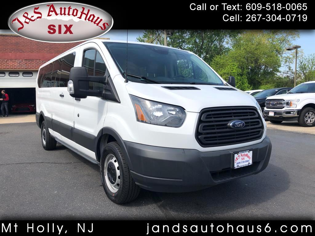 "2015 Ford Transit Wagon T-350 148"" Low Roof XLT Swing-Out RH Dr"