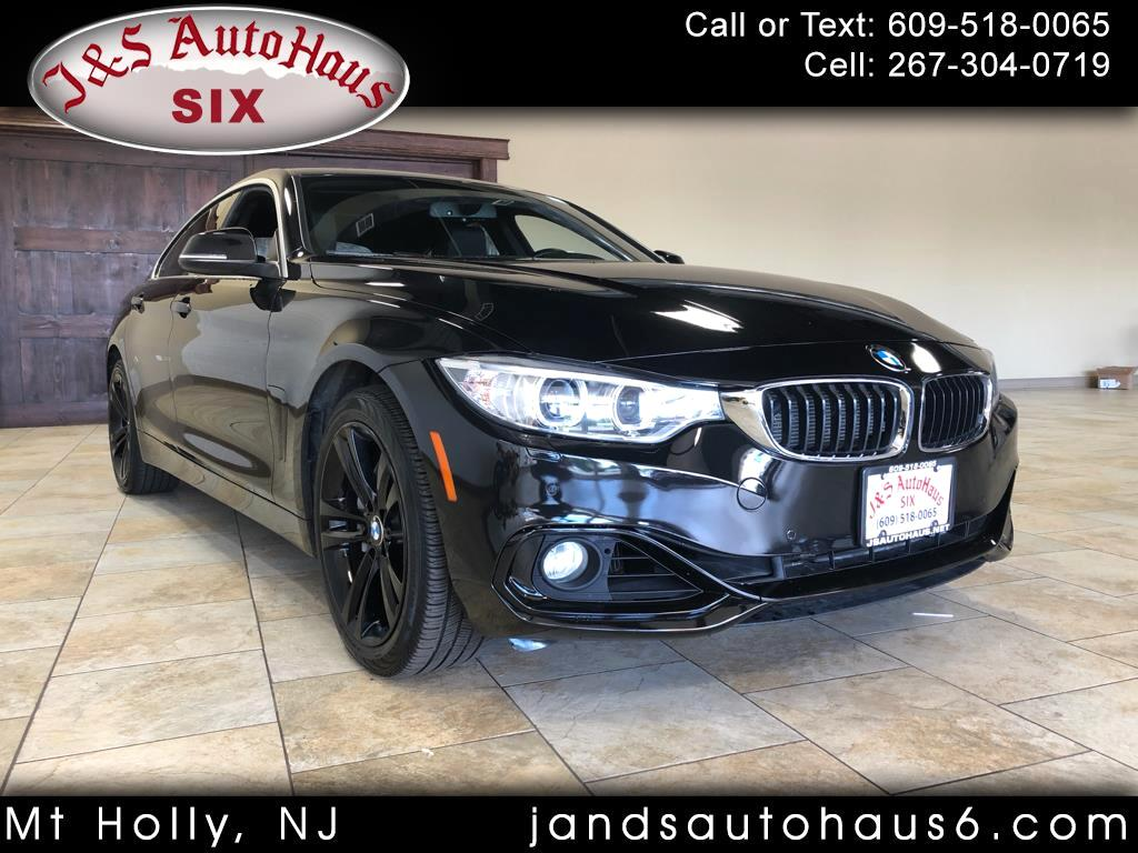 2016 BMW 4 Series 4dr Sdn 435i xDrive AWD Gran Coupe