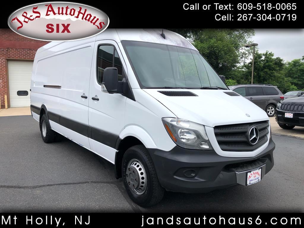 "2014 Mercedes-Benz Sprinter Cargo Vans 3500 170"""