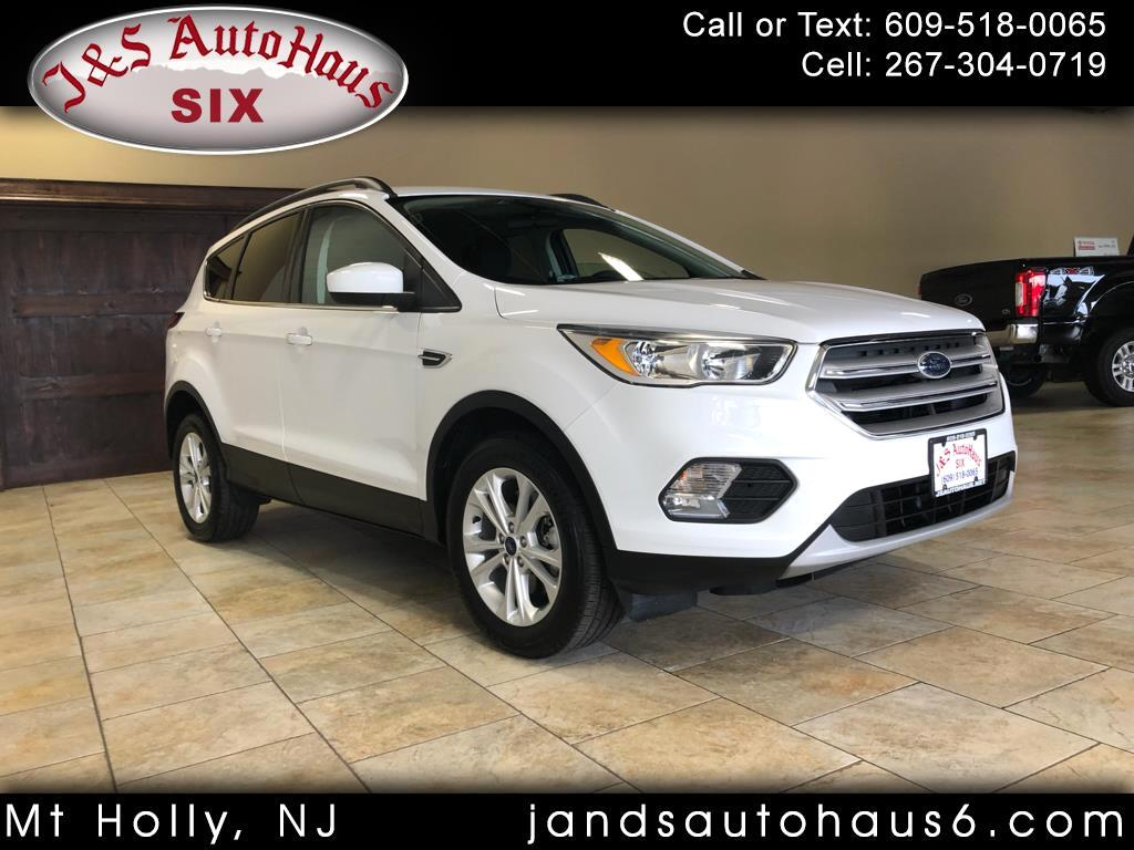 Ford Escape SE 4WD 2018
