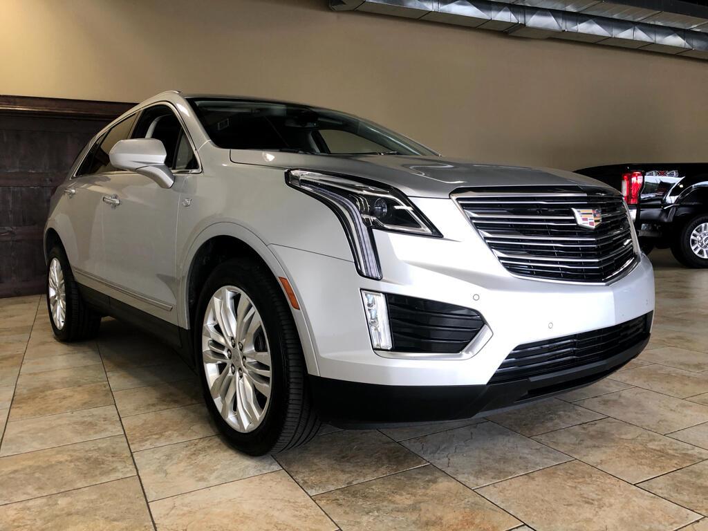 2018 Cadillac XT5 AWD 4dr Premium Luxury