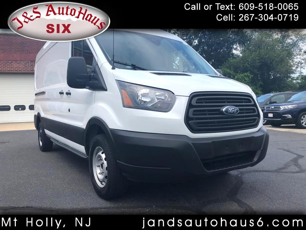 "2019 Ford Transit Van T-150 148"" Med Rf 8600 GVWR Sliding RH Dr"