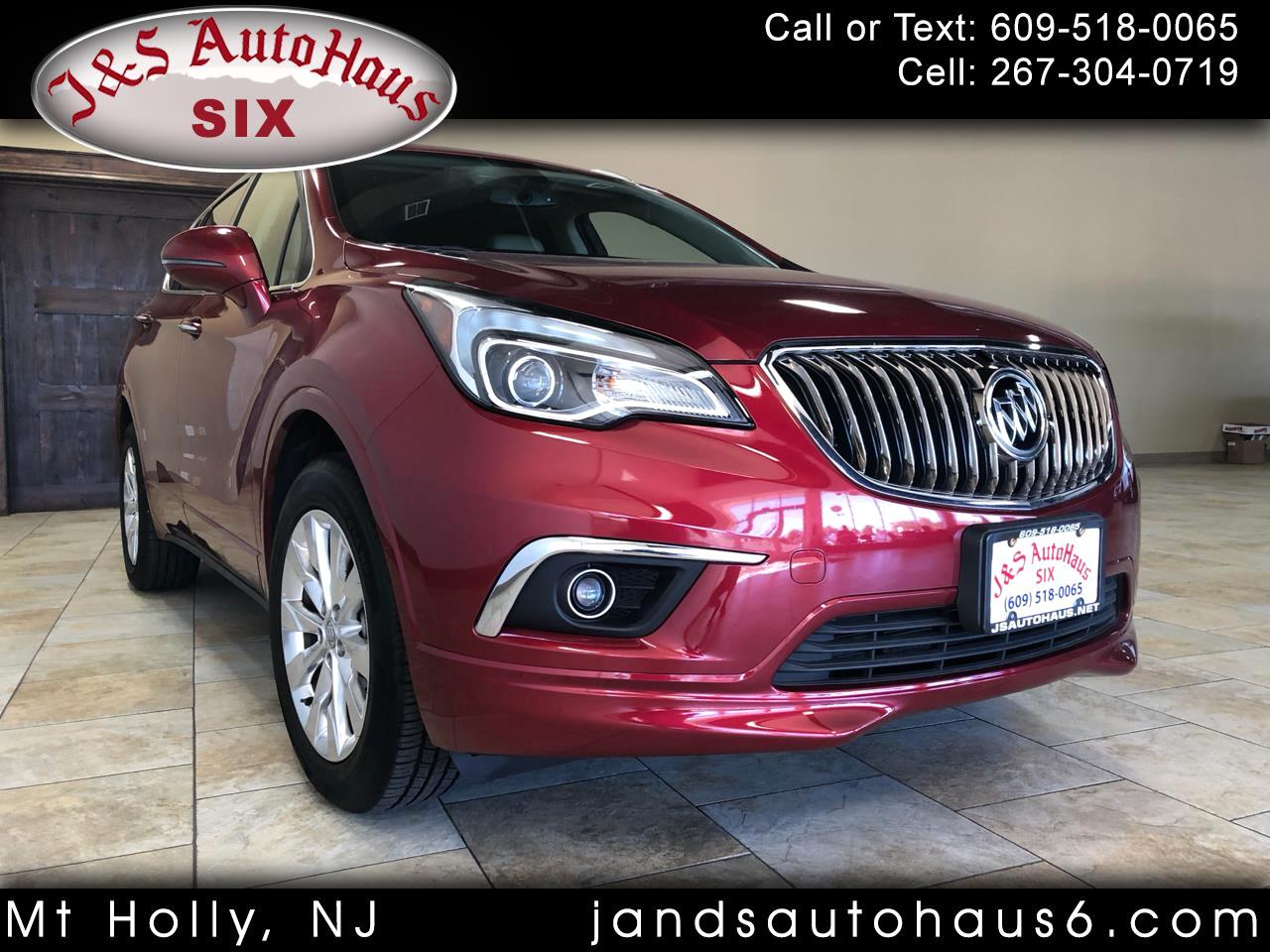 2017 Buick Envision FWD 4dr Essence