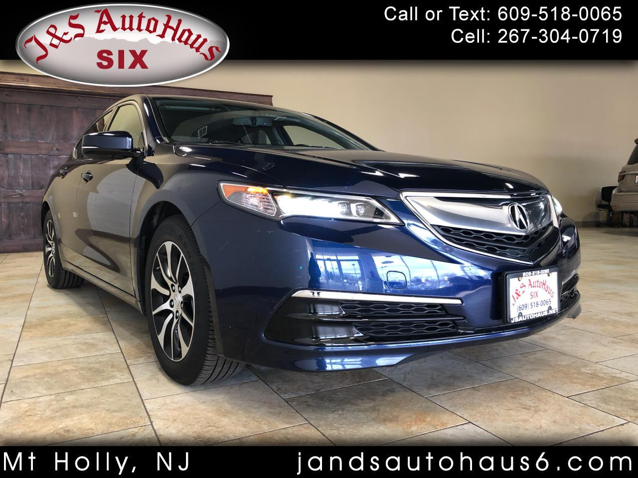 Acura TLX 2.4L FWD 2017
