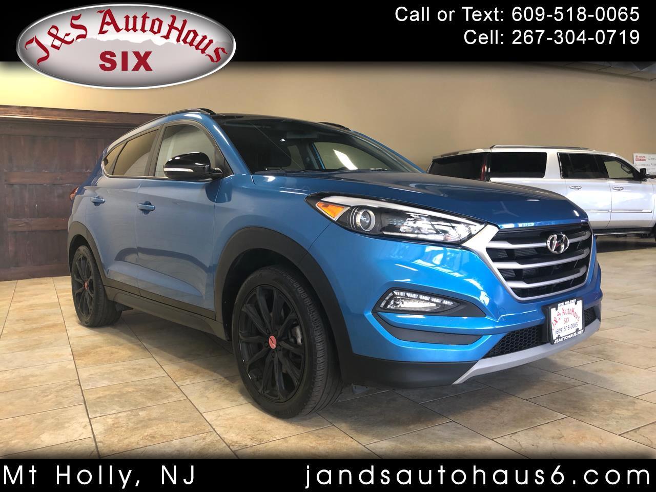 Hyundai Tucson Night AWD 2017