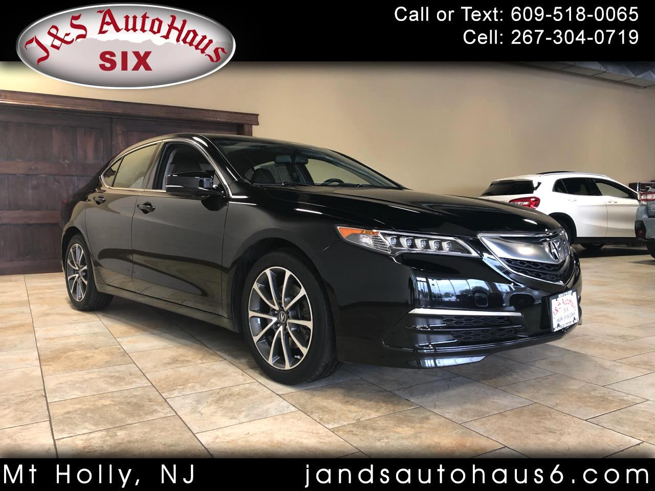 Acura TLX FWD V6 2017