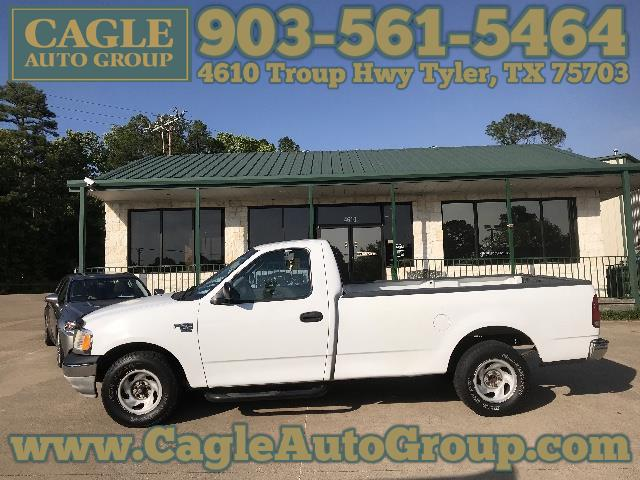 2002 Ford F-150 Reg. Cab Long Bed 2WD