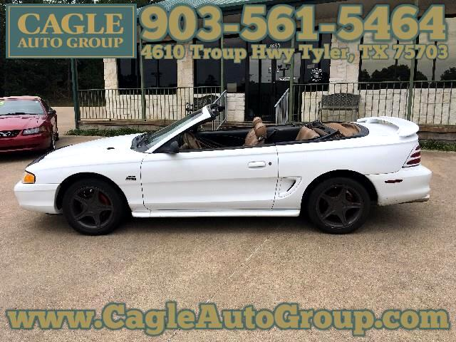 1994 Ford Mustang 2dr Convertible GT